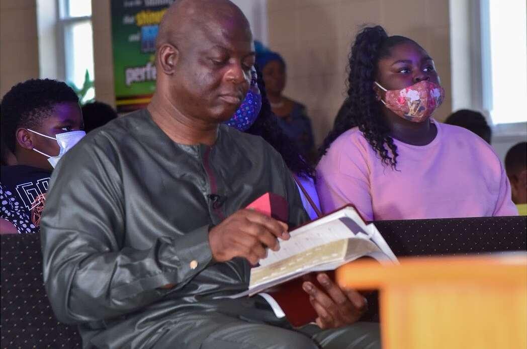Pastor Peter Oyediran